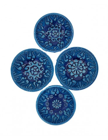 CB3 Solid Blue Bowls Discontinued Style