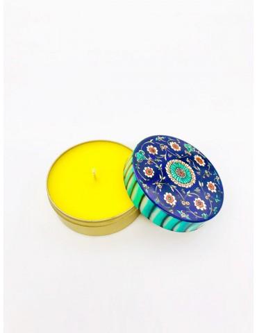 Tin Boxes Candles