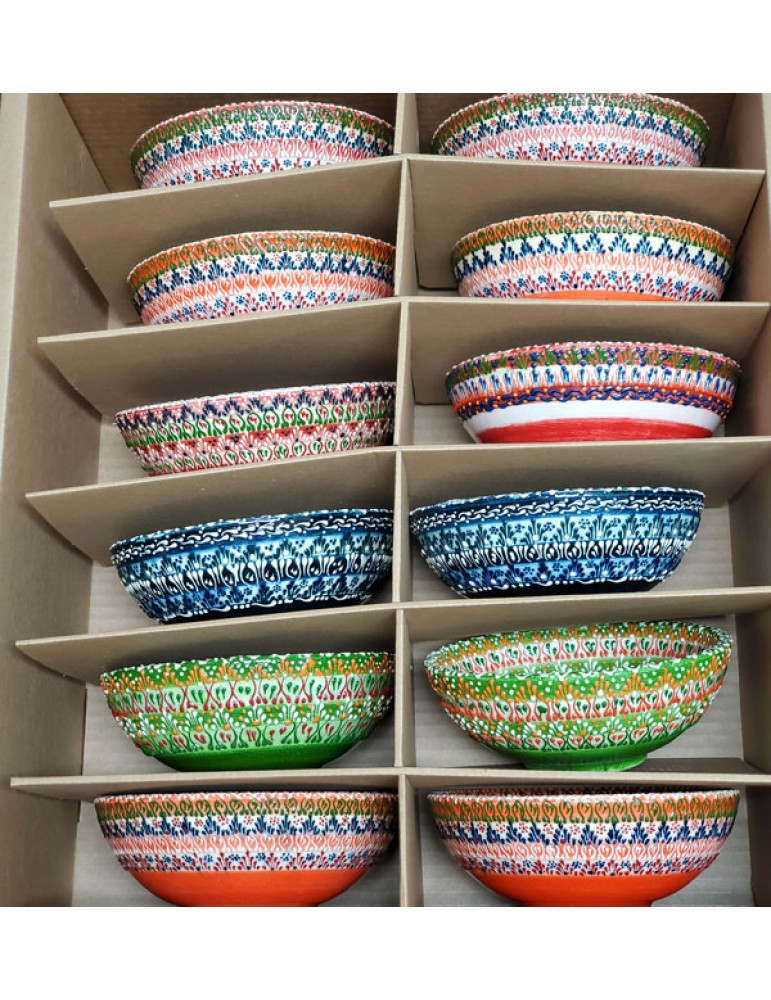 CB5 1/2 Lace Discontinued Size Bowls