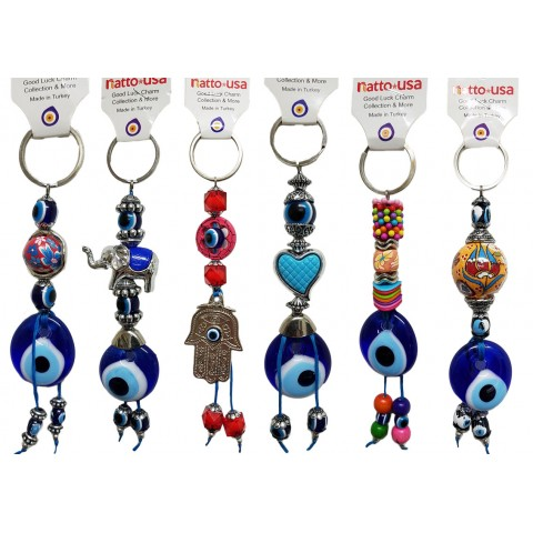 Lucky Eye Keychain EEK