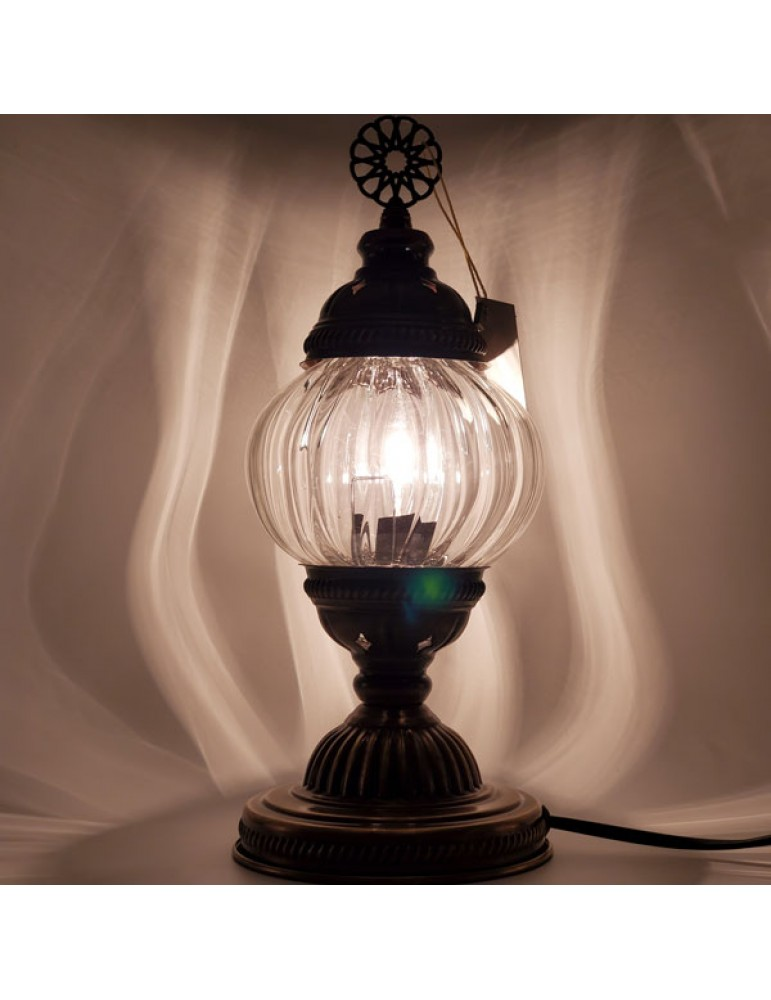 """Clear Glass Lamps 5"""" TL5C"""