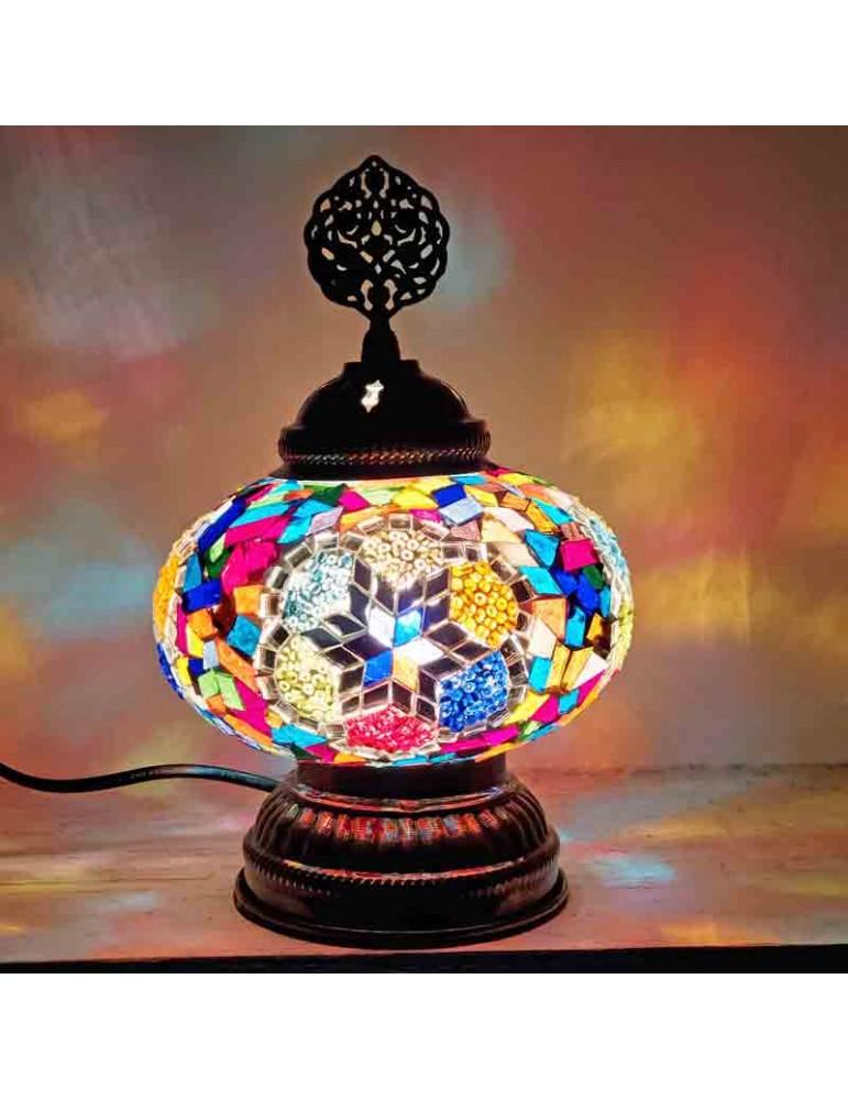 """Mosaic Table Lamps 6"""" TL6 Mini"""