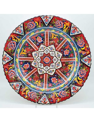 """Relief Plate 16"""""""
