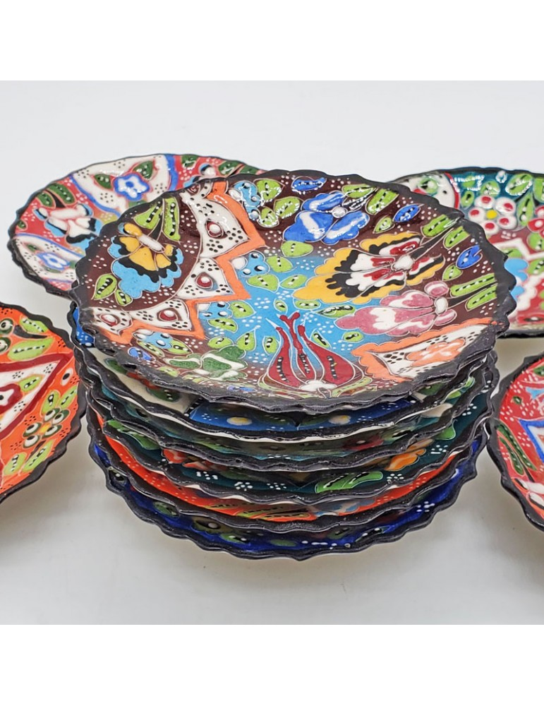 """Relief Plates 5"""""""