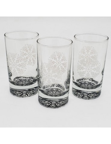 Tea Glass Silver Or Gold