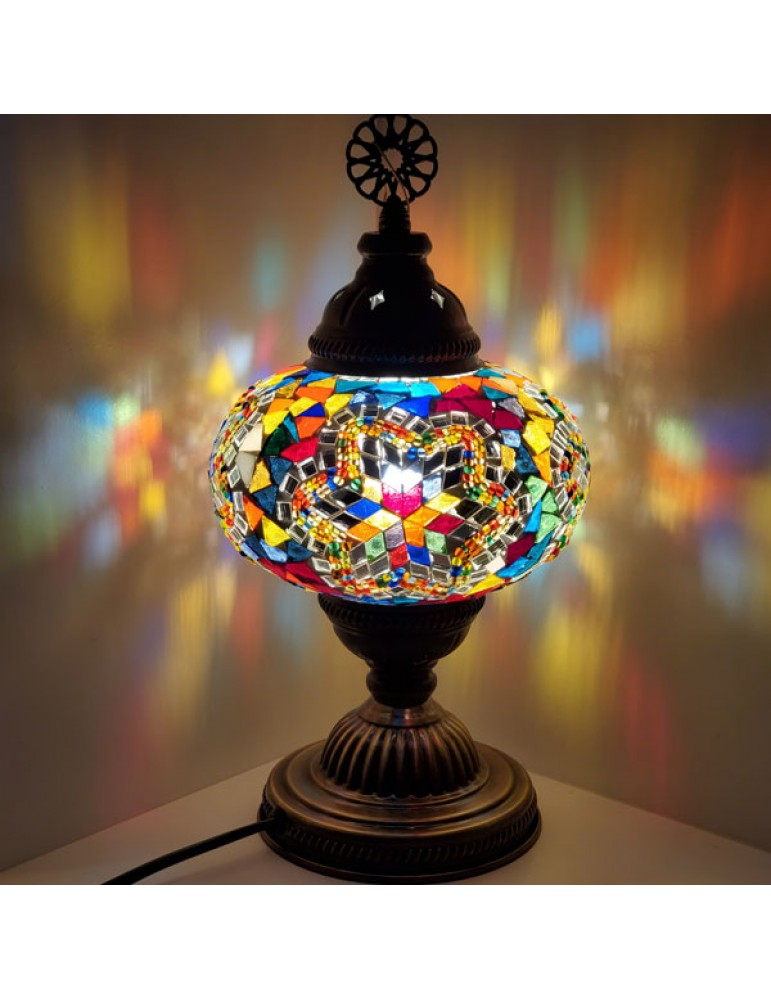 """Mosaic Table Lamps 6"""" TL6"""
