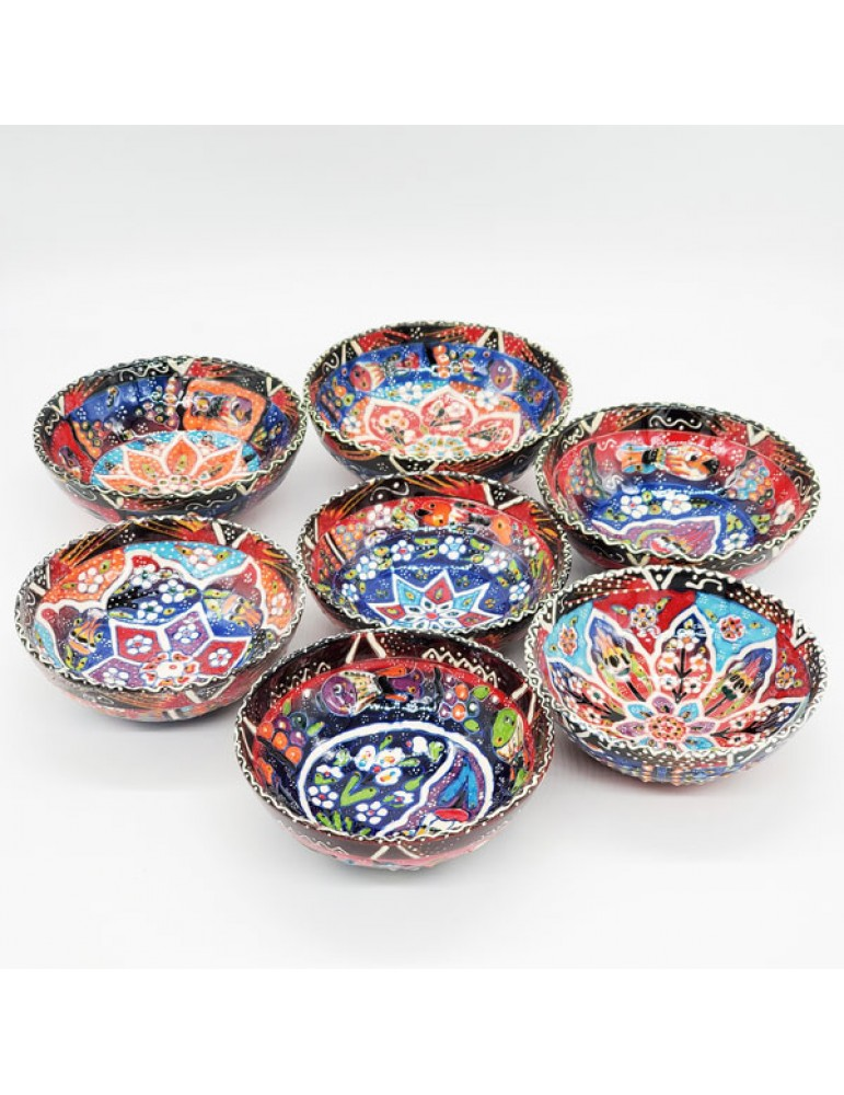 CB5/6 Fish Bowls Mix Discontinued Style.