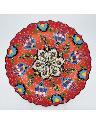 """Relief Plate 10"""""""