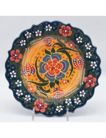 """Garden Plates 7"""""""