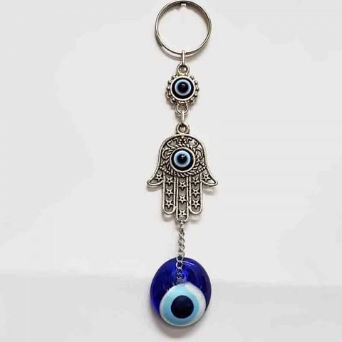 Lucky Eye Hamza Keychain  LHK