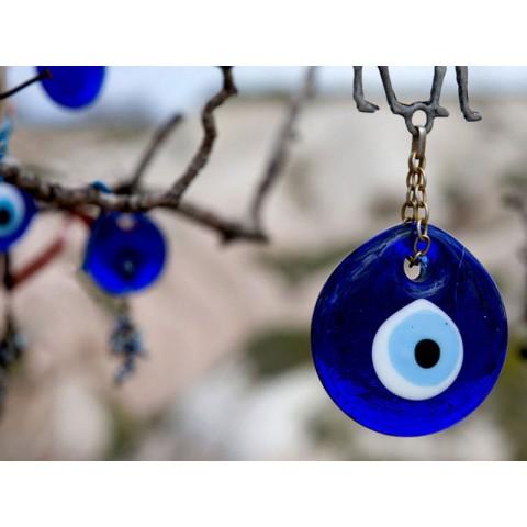 """Luck Eye 2"""" Beads"""