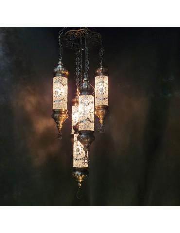 Minaret Hanging Set of 5  MHL5