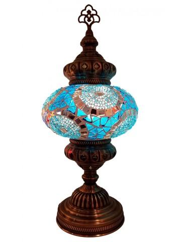 "Mosaic Sultan Lamps 6"" TLS6"