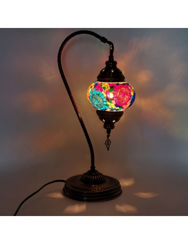 Half Heart Table Lamps TLD5